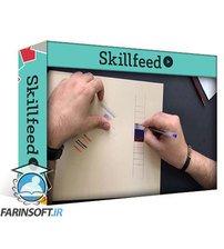دانلود Skillshare Introduction to Ballpoint Pen Drawing Course