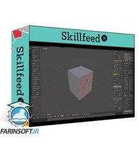 دانلود Skillshare Blender 3D Character Modeling