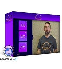 دانلود A Cloud Guru AZ-101 Microsoft Azure Integration and Security