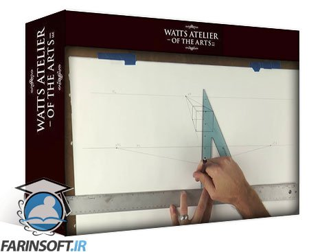 دانلود Watts Atelier Perspective Essentials