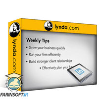 دانلود lynda Consulting Professional Weekly Tips