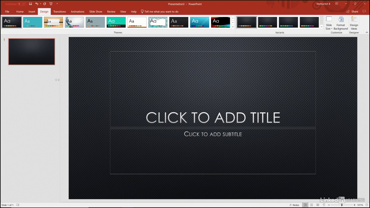 دانلود lynda PowerPoint Tips Weekly