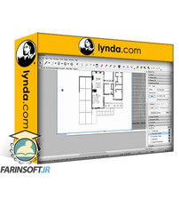 دانلود lynda SketchUp for Architecture: LayOut