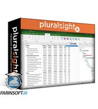 دانلود PluralSight A Comprehensive Introduction to Microsoft Project 2019