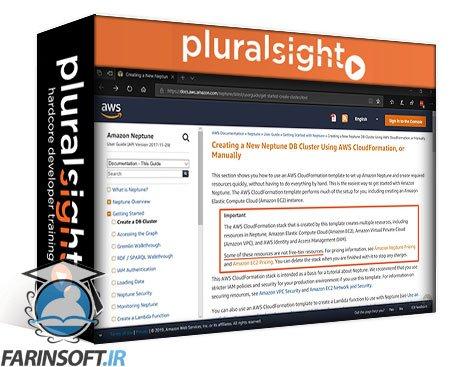 دانلود PluralSight Managing a Graph Database with Amazon Neptune