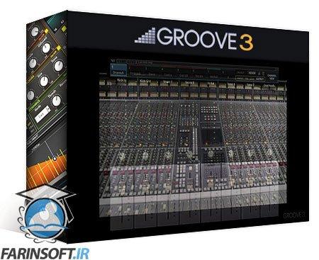 دانلود Groove3 Mixing with the Waves CLA MixHub