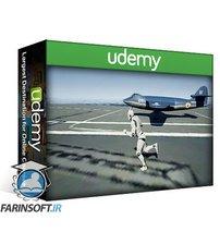 دانلود Udemy Implement Jets & Choppers in Unreal Engine 4 Blueprints