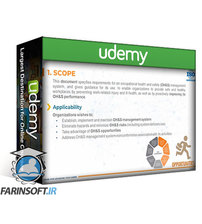دانلود Udemy ISO 45001. Occupational Health & Safety management system