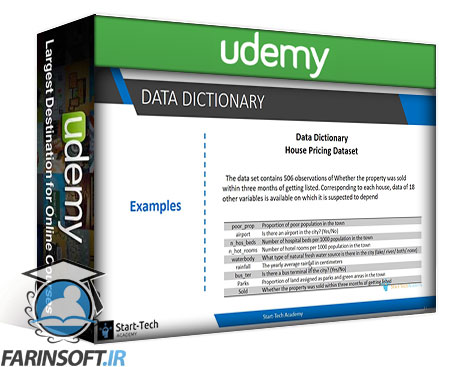 دانلود Udemy Machine Learning Basics: Classification models in R