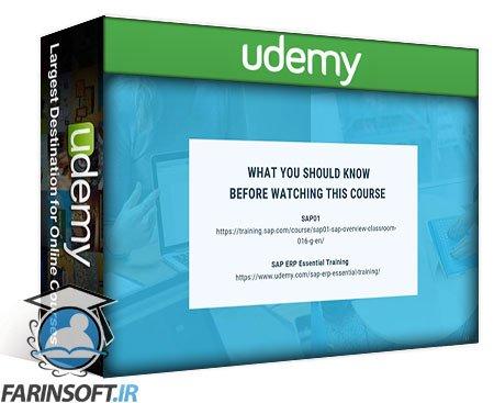 دانلود Udemy SAP Project Essential Training