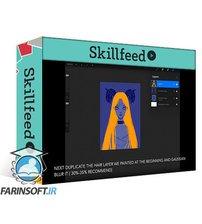 دانلود Skillshare 3 Ways to Add Glow to Your Art Digitally and Make It More Interesting