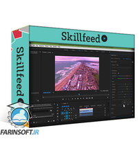 دانلود Skillshare Adobe Premiere Pro CC for Color Correction and Grading