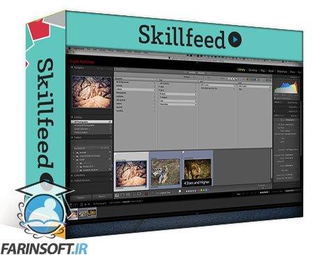دانلود Skillshare Adobe Lightroom Classic CC Up to Speed:  The Library Module