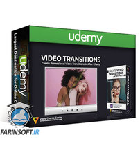 دانلود Udemy After Effects CC Create Stunning Video Transitions Quickly!