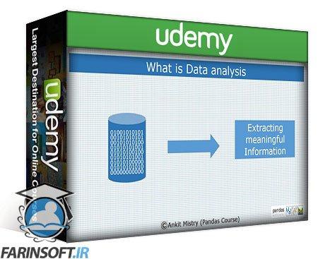 دانلود Udemy Complete Data Analysis Course with Pandas