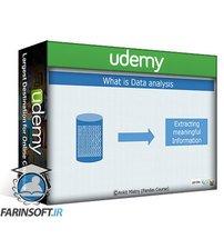 دانلود Udemy Complete Data Analysis Course with Pandas & NumPy : Python