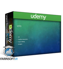 دانلود Udemy Excel add-in with c# VSTO and web