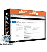 دانلود PluralSight Configuring SharePoint 2016 Workloads