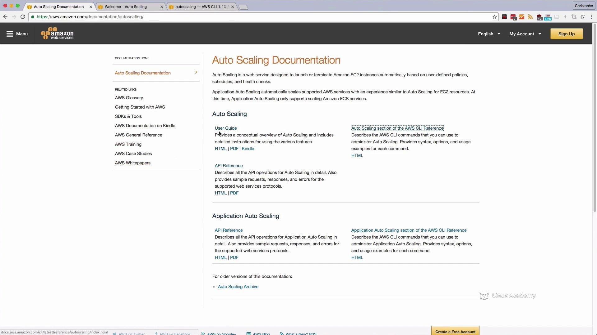 دانلود Linux Academy AWS Certified DevOps Engineer: Professional Level