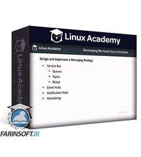 دانلود Linux Academy Developing Microsoft Azure Solutions Exam 70-532 Prep
