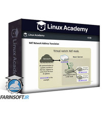 دانلود Linux Academy Linux KVM Virtualization Essentials
