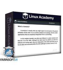 دانلود Linux Academy Running Container Clusters with Kubernetes