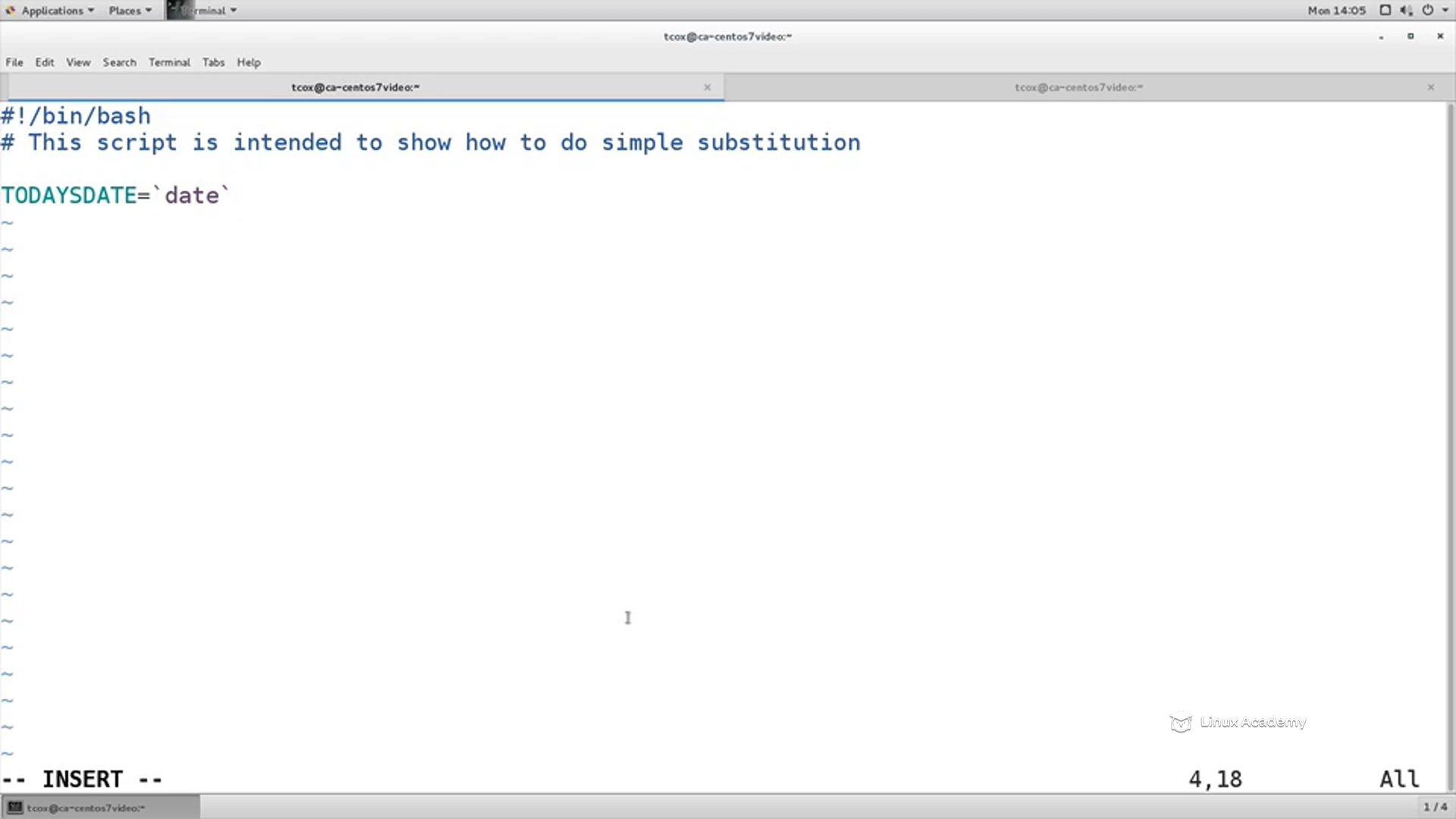 دانلود Linux Academy The System Administrators Guide to Bash Scripting