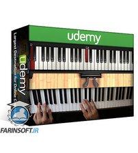 دانلود Udemy Blues Piano Lessons! A Course In Blues Piano & Improvisation