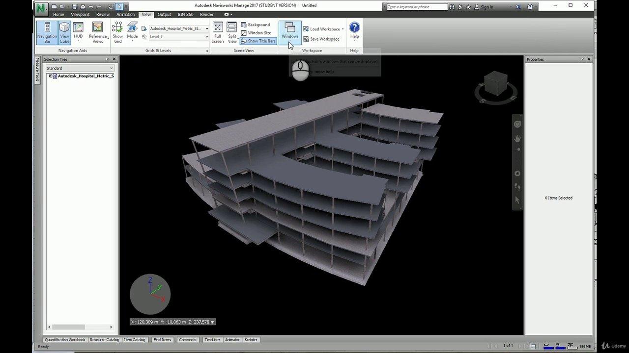 دانلود Udemy Fundamentals of Autodesk Fusion 360 and Navisworks