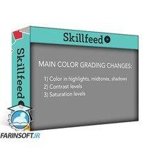 دانلود Skillshare Color Grading for Filmmaking: The Vision, Art, and Science