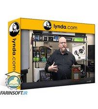دانلود lynda CompTIA A+ (220-1002) Cert Prep 7: Portable Computing