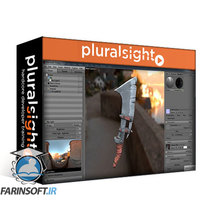 دانلود PluralSight Rapidly Creating Stylized Game Assets in ZBrush