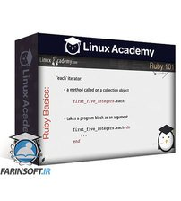دانلود Linux Academy Introduction To Ruby Programming Language On Linux