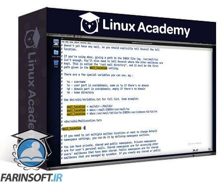 دانلود Linux Academy Linux Foundation Certified System Administrator (LFCSA v2.16)