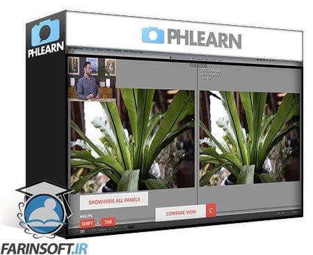 دانلود PhLearn The Beginner's Guide to Lightroom Classic