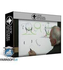 دانلود New Master Academy Steve Huston – Beginning Head Drawing