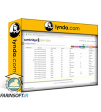 دانلود lynda Building a Dynamic Heat Map in Excel