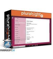 دانلود PluralSight Configuring Windows 10 Connectivity