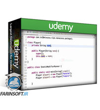 دانلود Udemy Java Programming for Complete Beginners – Learn in 250 Steps