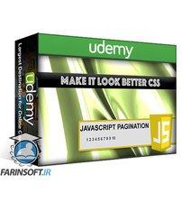 دانلود Udemy JavaScript Data Pagination Code