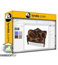 دانلود lynda Dimension Essential Training: Workflows with Photoshop and Illustrator