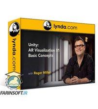 دانلود lynda Unity: AR Visualization 01 Basic Concepts