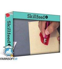 دانلود Skillshare Introduction to Colored Ballpoint Pens Drawing Course
