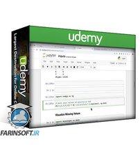 دانلود Udemy Complete Data Science Training with Python for Data Analysis
