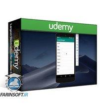 دانلود Udemy The Comprehensive 2019 Android Development Masterclass