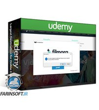 دانلود Udemy Wondershare Filmora 9 Complete Essential Guide 2019