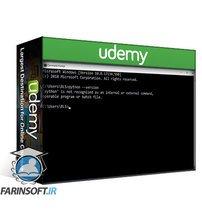 دانلود Udemy Create a web application with python + Django + PostgreSQL