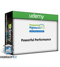 دانلود Udemy The Powerful Performance of Speaking And Presenting