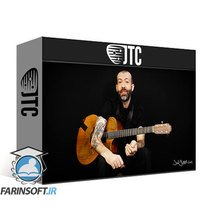 دانلود JTC Jon Gomm – Essential Percussive Guitar Riffs volume 1-2