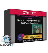 دانلود OReilly Artificial Intelligence and Data Science Series: Natural Language Processing Test Your Knowledge